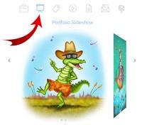New Portfolio Slideshow Presentation!