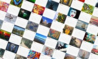 Browse 2018 Wall Calendars