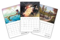 2020 Calendars Now Available to Create & Sell
