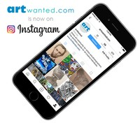 ArtWanted is now on Instagram