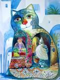 Tunisian cat