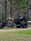 European/American Re-enactment of Military!