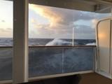 ROUGH SEAS CRUISE ON CARNIVAL PARADISE