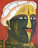 by indian gallery art gallery
