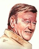 John Wayne - 1977