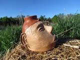 by Oklahoma Choctaw Pottery