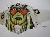 by Ambrose Begay