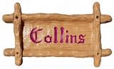 Collins Family Plaque