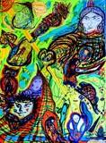by Mark Kokopelli Watkins, Artist
