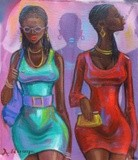 by True African Art .com