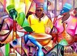 by True African Art .com