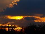Cloudy Sunset 039
