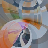 Abstract composition 26