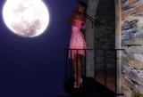 Moonlight Balcony