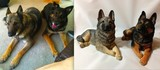 by Custom Pet Sculptures by Circe