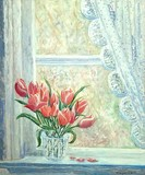 Tulips and Lace