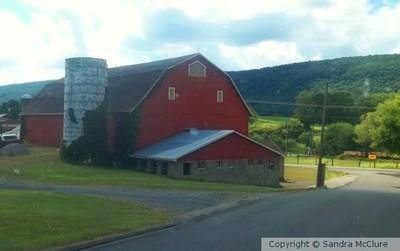 Pennysylvania Barns
