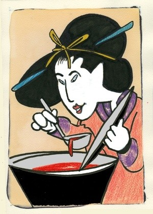 Geishas #3