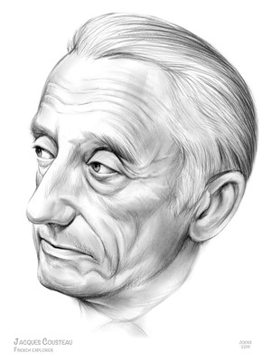 Jacques Cousteau 2019-06-09 11