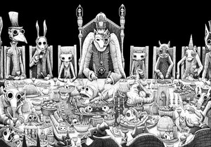 'The Banquet of the child beast'