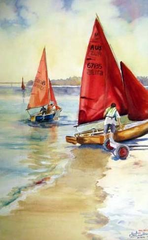 Red Sails Bribie Island