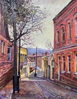 Potochnaya Street, Old Tbilisi