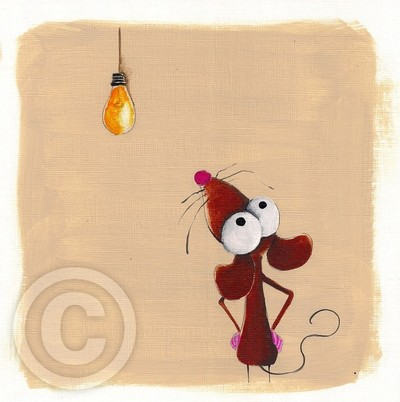 WHIMSICAL MOUSE