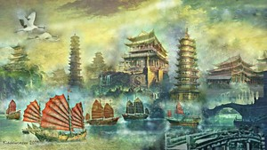 Ancient City of Yinyang  2019 march