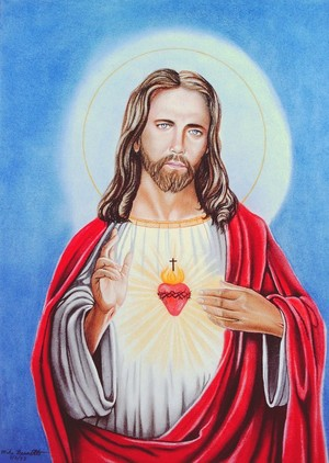The Sacred Heart of Jesus #2
