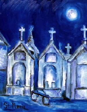 Blue Moon Paintings