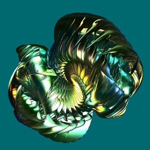 Fractal Sculpture - Xenodream