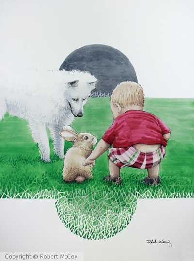 Cam and the Rabbit
