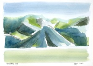 Tongariro NZ