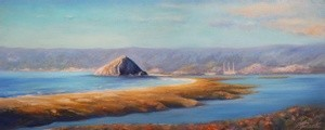 Morro Rock by The Bay