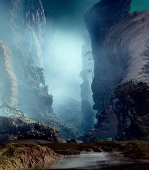Magic Gorge