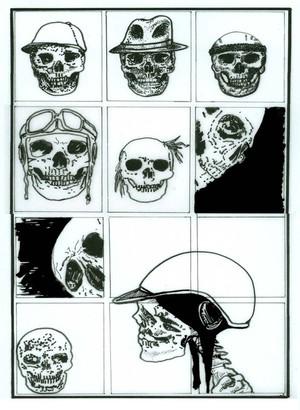 ReviantComix, Singles, SkullPlate