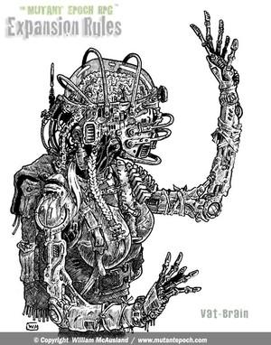 Vat-Brain- portrait
