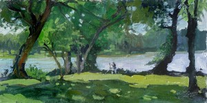 Plein Air Easton 2011