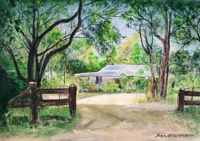 SOLD  Country Cottage