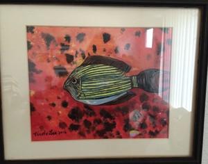 Clown Sturgeonfish