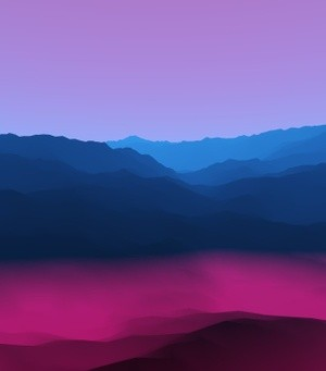 Beautiful Mountains 5