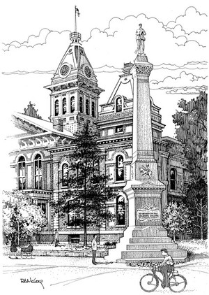 Livingston County Courthouse