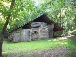 Beaver Jim's Cabin