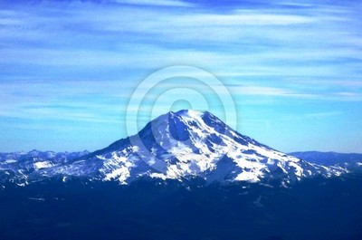 Majestic Mt. Rainier