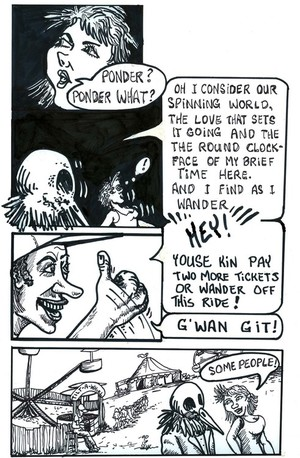 Deflicted Comix #5, Tilt-A=Whirl, Page #4