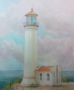 north head lighthouse /wash st