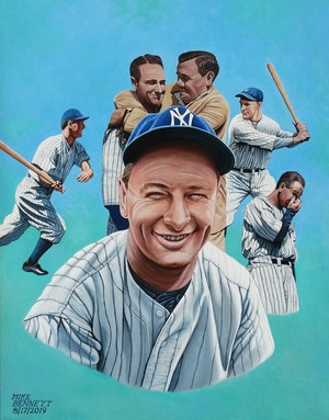 Lou Gehrig - The Iron Horse