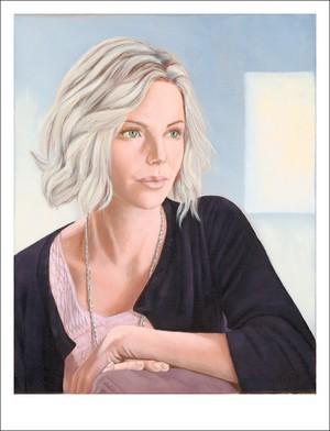 Lisa Giclee print
