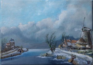 Winter in Holland #2
