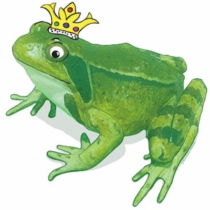 Desperate Frog